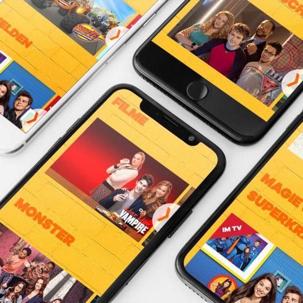 Mediathek Nickelodeon